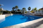 Pool Luxury Villa Las Chapas Playa Marbella Costa del Sol