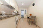 Kitchen La quinta well Priced apartment in Los Altos in elevated positioned with distance sea views