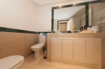 Master bathroom La quinta well Priced apartment in Los Altos in elevated positioned with distance sea views