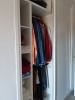 Wardrobes space