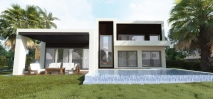 D5632 Brand new contemporary style villas 10 (Large)