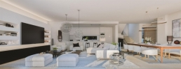 Modern villa project for sale Marbella Spain Type A (3)