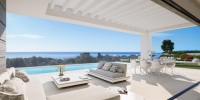 Modern villa project for sale Marbella Spain Type A (4)