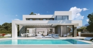 Modern villa project for sale Marbella Spain Type A (5)