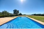 57 Pool garden en views