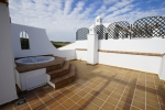 Roof top terrace & Jacuzzi