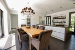 openplan kitchen and dining
