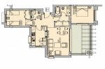 Plan 2 Bedroom 1